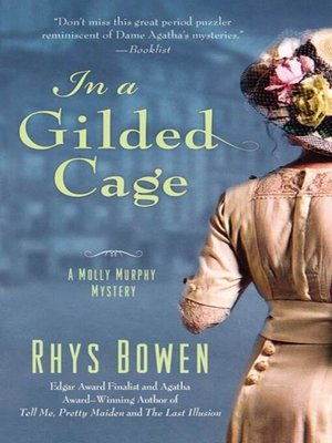 cover image of In a Gilded Cage