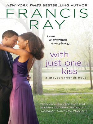 cover image of With Just One Kiss