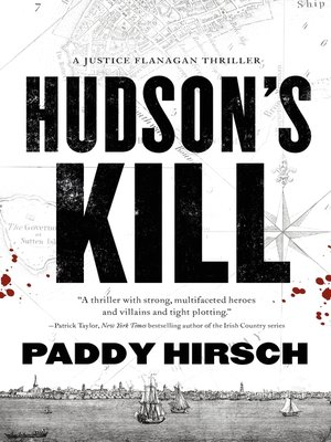 cover image of Hudson's Kill
