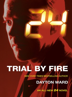 cover image of 24--Trial by Fire