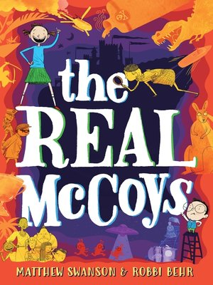 cover image of The Real McCoys