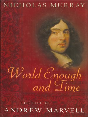 cover image of World Enough and Time