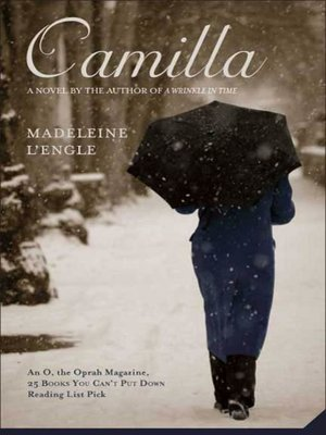 cover image of Camilla