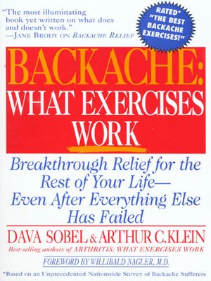 cover image of Backache