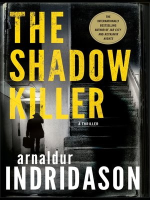 cover image of The Shadow Killer