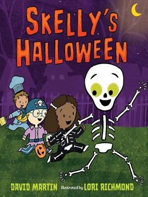 cover image of Skelly's Halloween