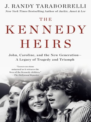cover image of The Kennedy Heirs: John, Caroline, and the New Generation