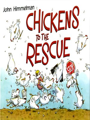 cover image of Chickens to the Rescue