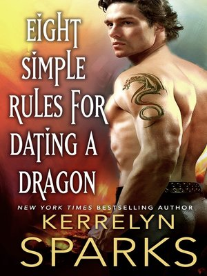 cover image of Eight Simple Rules for Dating a Dragon--A Novel of the Embraced