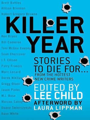cover image of Killer Year