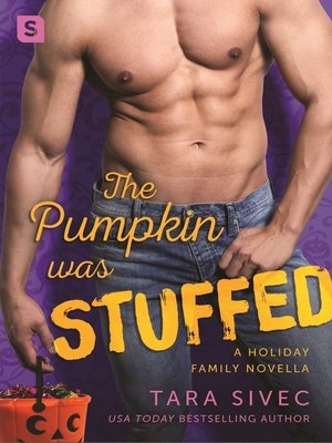 cover image of The Pumpkin Was Stuffed