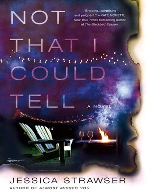 cover image of Not That I Could Tell