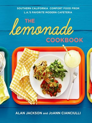 cover image of The Lemonade Cookbook