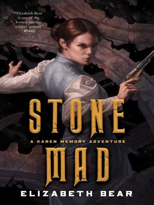 cover image of Stone Mad