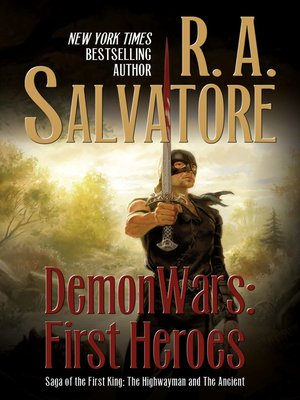 cover image of DemonWars, First Heroes