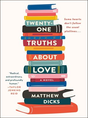 cover image of Twenty-one Truths About Love