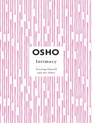cover image of Intimacy