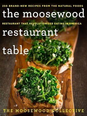 cover image of The Moosewood Restaurant Table