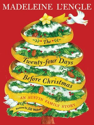 cover image of The Twenty-four Days Before Christmas
