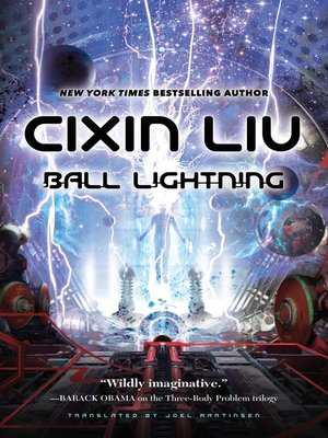 cover image of Ball Lightning