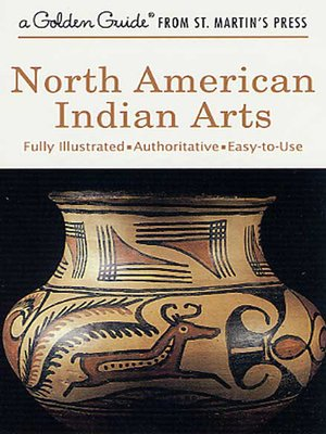 cover image of North American Indian Arts