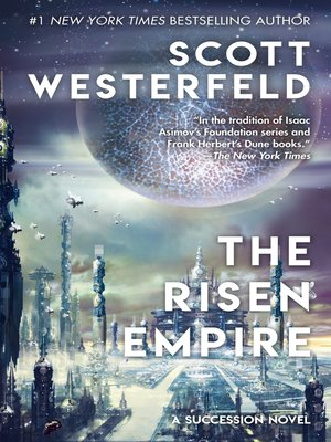 cover image of The Risen Empire