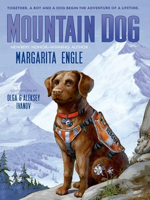 cover image of Mountain Dog