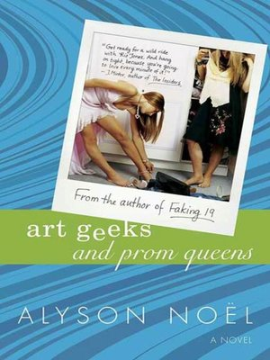 cover image of Art Geeks and Prom Queens