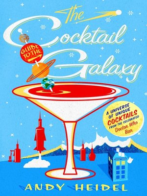 cover image of The Cocktail Guide to the Galaxy