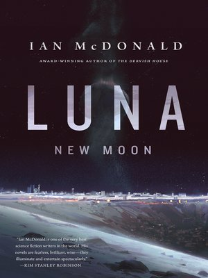 cover image of Luna--New Moon