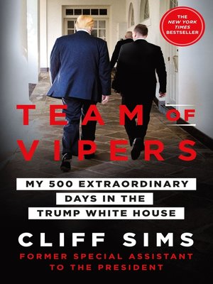 cover image of Team of Vipers