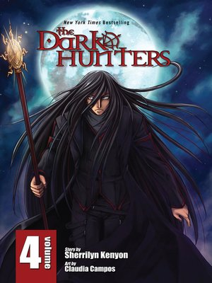 cover image of The Dark-Hunters, Volume 4