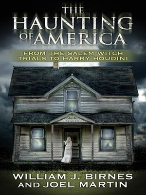 cover image of The Haunting of America