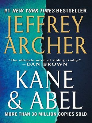 cover image of Kane and Abel