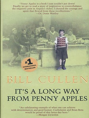 cover image of It's a Long Way from Penny Apples