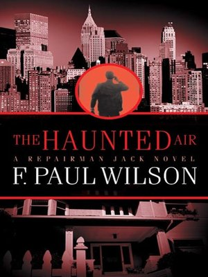 cover image of The Haunted Air
