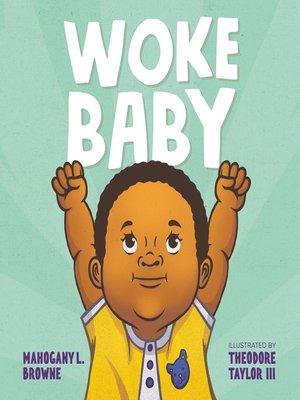 cover image of Woke Baby
