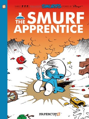 cover image of The Smurf Apprentice