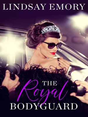 cover image of The Royal Bodyguard