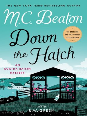 cover image of Down the Hatch