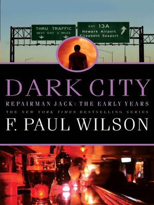 cover image of Dark City--Repairman Jack