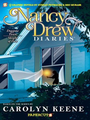 cover image of Nancy Drew Diaries #7