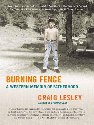 cover image of Burning Fence