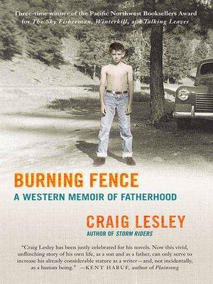 cover image of Burning Fence