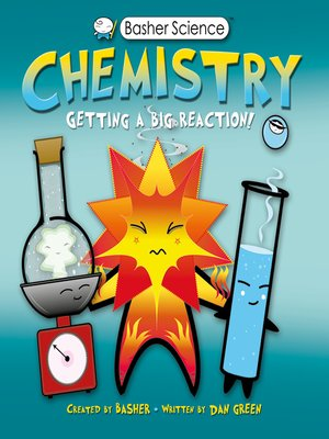 cover image of Basher Science--Chemistry