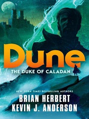 cover image of Dune: The Duke of Caladan