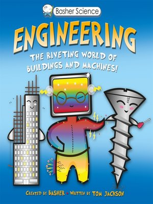cover image of Basher Science--Engineering