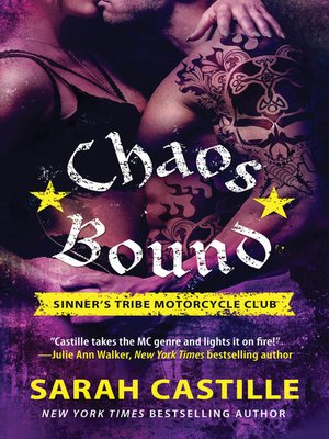 cover image of Chaos Bound