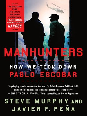 cover image of Manhunters