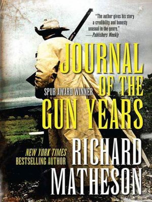 cover image of Journal of the Gun Years